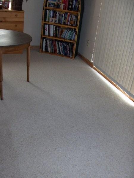 Merles Steam Clean - Clean Floor