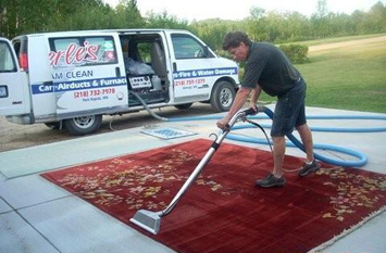 Merles Steam Clean - Kirk Cleaning Area Rug