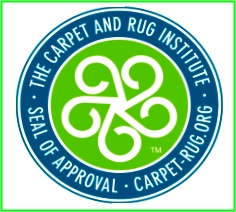 Merles Steam Clean - Carpet and Rug Institute Seal of Approval