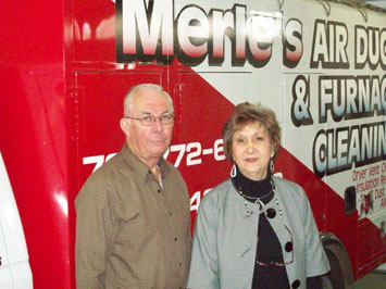 Merles Steam Clean - Duane and Phyllis Reck