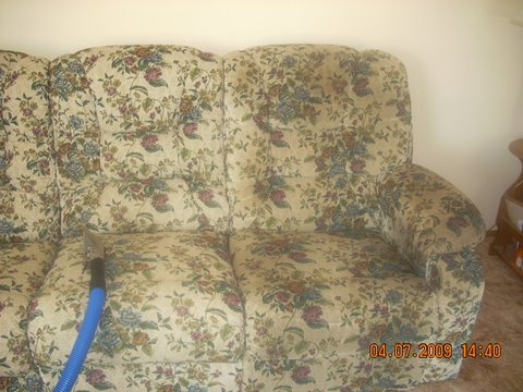 Merles Steam Clean - Upholstery Cleaning