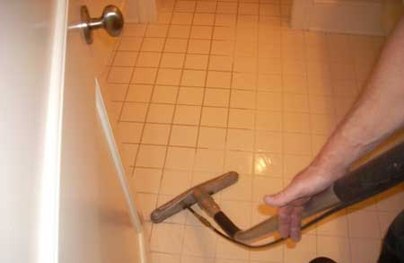 Merles Steam Clean Tile Cleaning